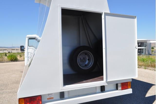 IVECO Daily Camion Vela Pubblicitaria 4x3