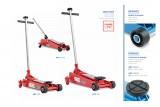 Sollevatore idraulico a carrello Serie classic Rossa K/012
