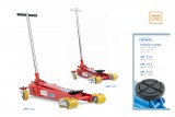 Sollevatore idraulico a carrello Serie special Rossa 1120/E