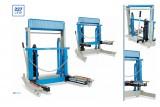 Sollevatore idraulico per ruote gemellari 227
