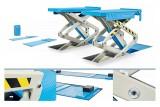 Ponti sollevatori elettroidraulici a doppia forbice 705/M