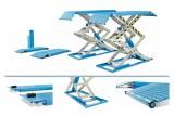 Ponti sollevatori elettroidraulici a doppia forbice 718