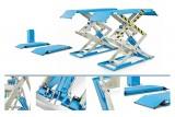 Ponti sollevatori elettroidraulici a doppia forbice 723