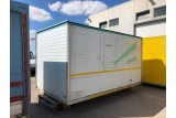 Box in alluminio per Iveco Daily