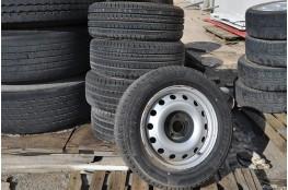 Pneumatici Bridgestone con cerchio disp. 5 pz