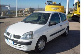 RENAULT Clio Van Pack Authentique 1.5 DCI 70CV