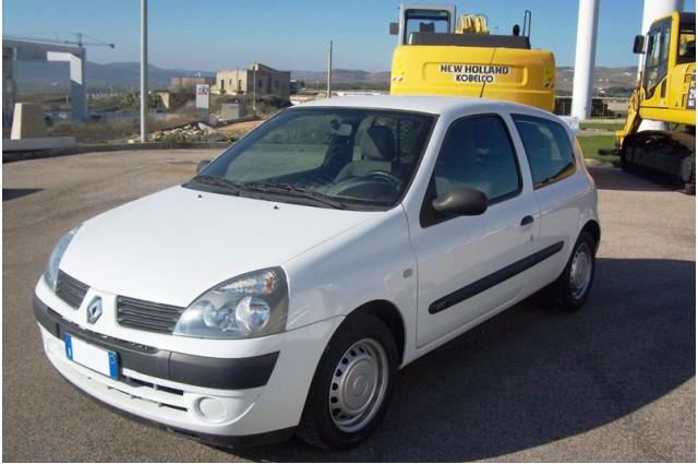 RENAULT Clio Van Pack Authentique 1.5 DCI 70CV